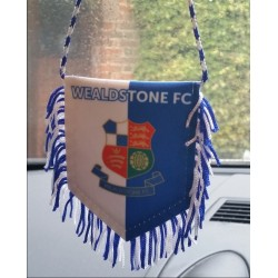 NEW Wealdstone Mini Pennant