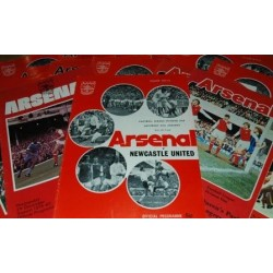 Arsenal v Coventry 11th Dec 1971