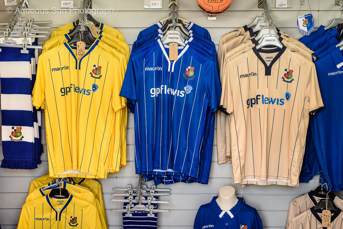 Home & Away Colours