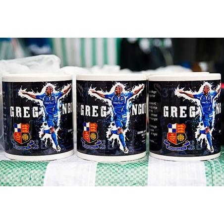 Greg N'Goyi Mug