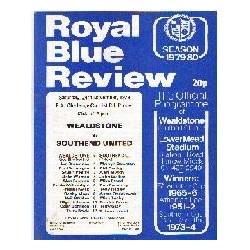 Stones v Southend FAC 1st Round 1979