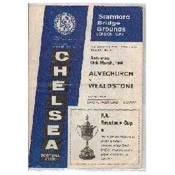 Alverchurch v Stones Amateur Cup Semi 1966