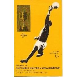 Chesham U v Stones Amateur Cup Semi-Final 1968