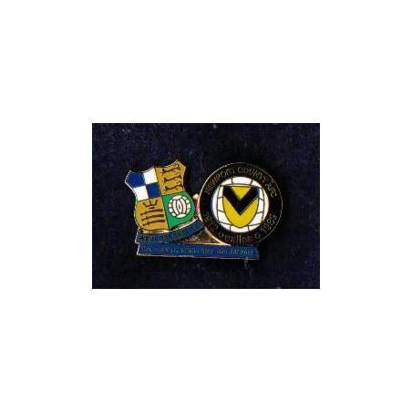 FA Trophy Semi-Final 2012 badge