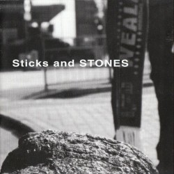 Sticks and Stones CD