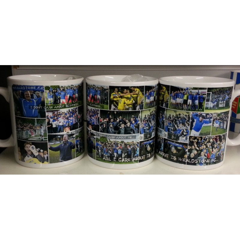 NEW All I Care About is Wealdstone FC Mug