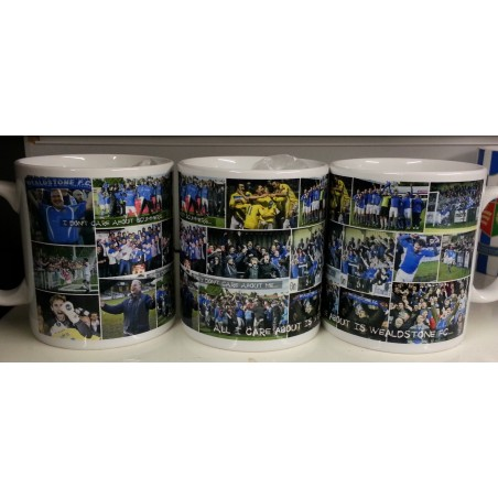 All I Care About is Wealdstone FC Mug