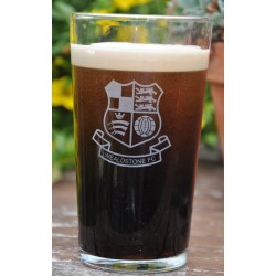 Wealdstone FC Pint Glasses