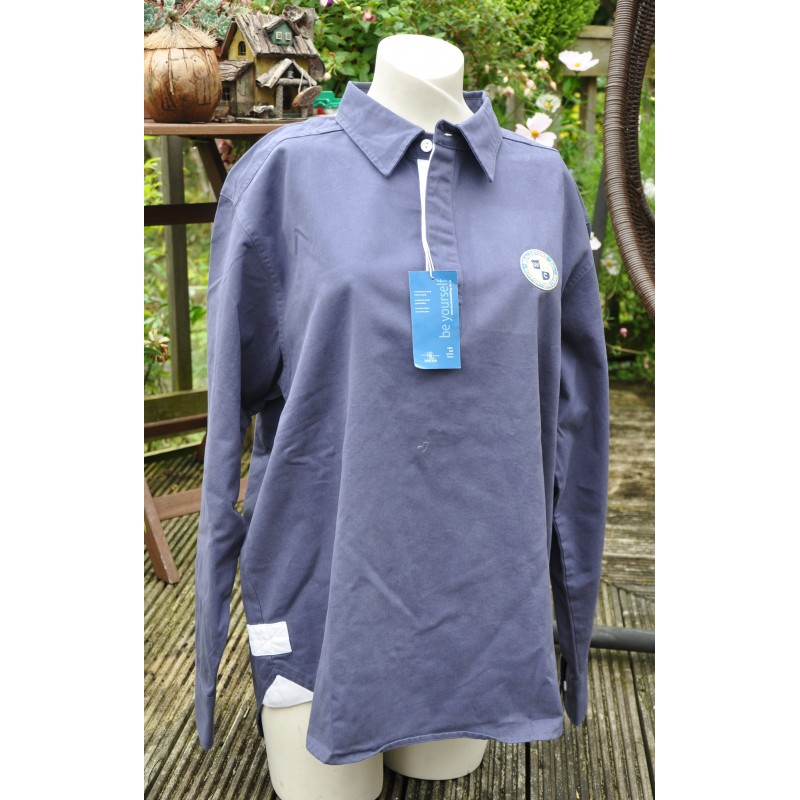 WFCSC Navy or White Drill Top