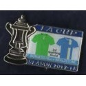 Burgess Hill v Wealdstone  match badge