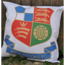 Wealdstone Badge Cushion & Cover