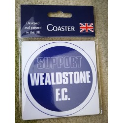 Support Wealdstone FC Coasters