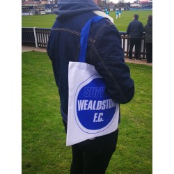 Support Wealdstone FC Tote Bag