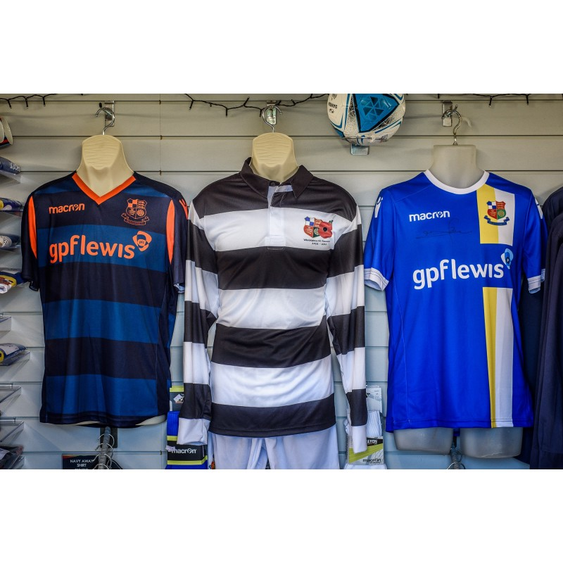 Wealdstone Remembrance Home Shirt
