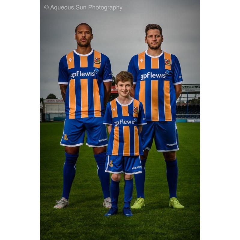 Wealdstone FC Home Shirt 2019-20
