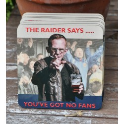 Wealdstone Raider Coaster