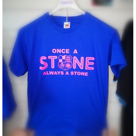 Once a Stone Always a Stone T-Shirt