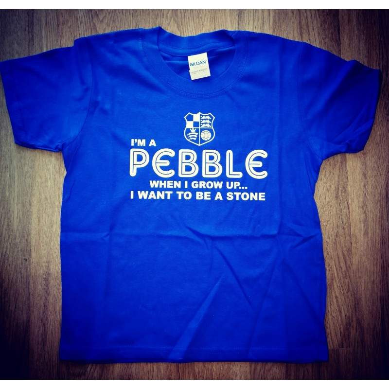 I'm a Pebble Blue T-Shirt