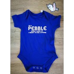 I'm a Pebble Baby Vest