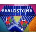 """""""Wealldstone FC"""" Blue Scarf -"""