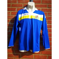 Retro Wealdstone FC Yellow Away Shirt 2013-15
