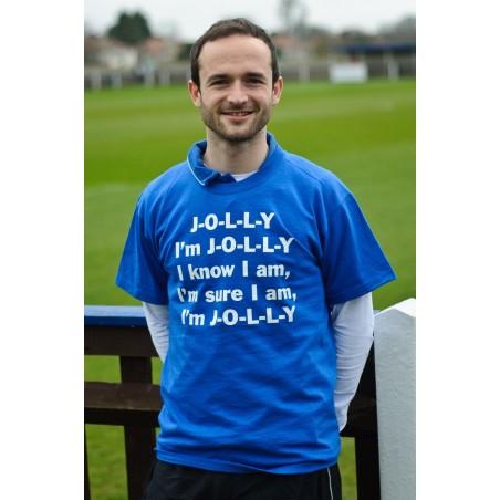 J-O-L-L-Y T-Shirt