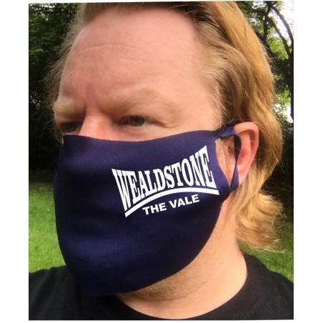 Wealdstone Face Masks - Navy