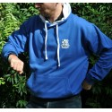 Wealdstone Blue & White Hoodie