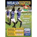Boreham Wood (28/12/20) & Maidenhead United (02/01/21) Programme (ONLINE)
