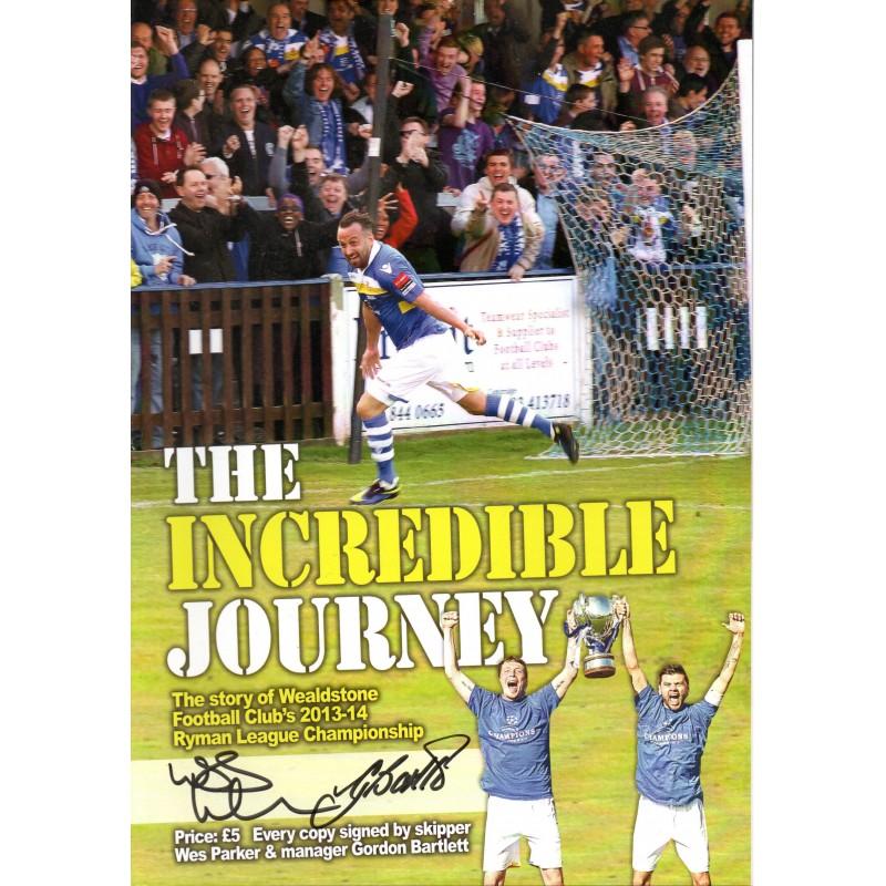 2013-14 Championship Brochure