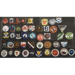 SCOTTISH LEAGUE CLUB BADGES 2020 - 2021