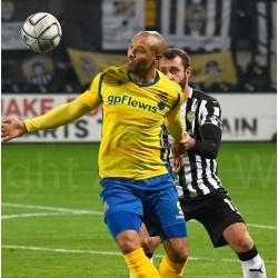 MATCHWORN Wealdstone FC Yellow Away Shirt
