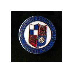 Wealdstone FC circular badge