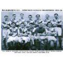 Wealdstone FC Athenian League squad 1951-52